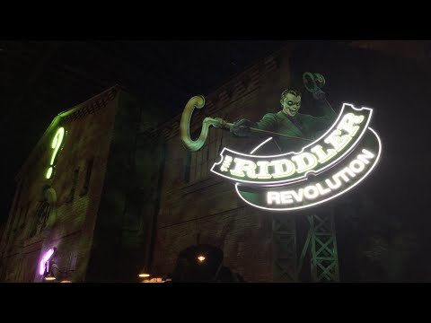 Riddler Revolution from Warner Bros. World