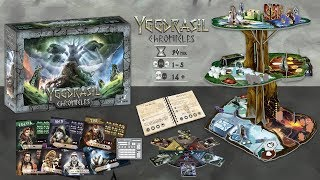 Yggdrasil Chronicles - Bande annonce