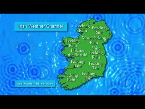 Irish Weather Forecast