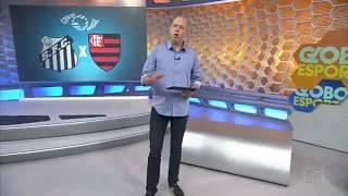 Copa do Brasil 2017 FLAMENGO X SANTOS