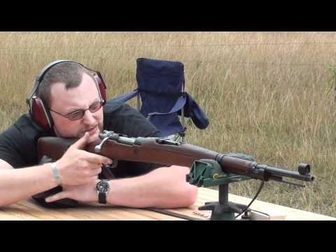 Yugoslavian M48 8mm Mauser Rifle