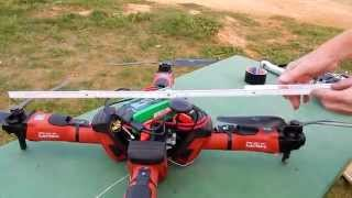 Hilti Copter Beer Lift 2015