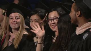 Part 1 of the 2016 Graduate Commencement ceremony for the School of Management. The video is approximately 29 minutes in length.