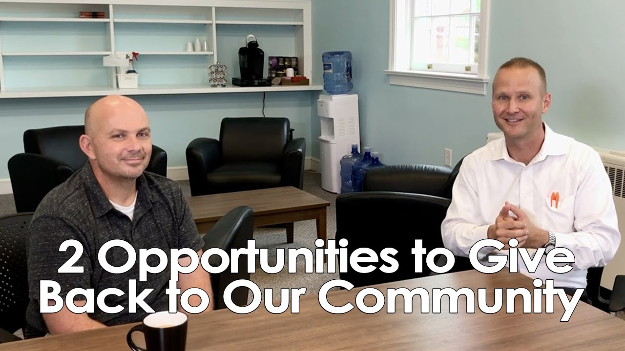 How Can You Help New Life Community Church Give Back?