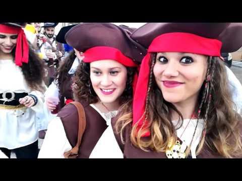 Carnaval 2017 Valle de Santa Ana