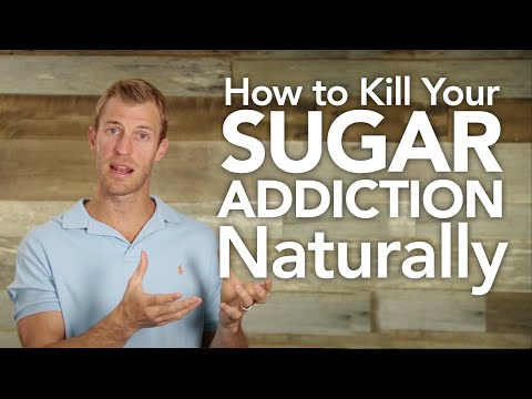 How to Kill Your Sugar Addiction Naturally