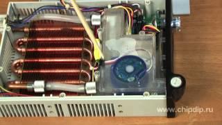 Мощное самодельное блочное охлаждение для топового компьютера до 400 Ватт тепла видео - Ютуб видео смотреть - популярные видеоро