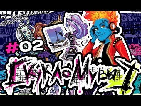 [КуклоМувы] 2 серия, Тяжелый день [сериал Monster High]