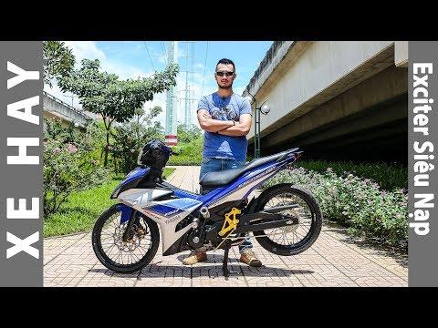 Yamaha Exciter độ siêu nạp supercharge mạnh như quái thú đầu tiên tại Việt Nam |XEHAY.VN| - Thời lượng: 12:38.