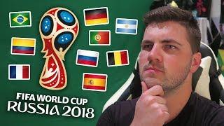Video PREDICTING THE ENTIRE 2018 FIFA WORLD CUP!!! MP3, 3GP, MP4, WEBM, AVI, FLV Juni 2018