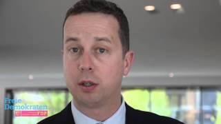 Video zu: Florian Rentsch zu Sonntagsöffnungen