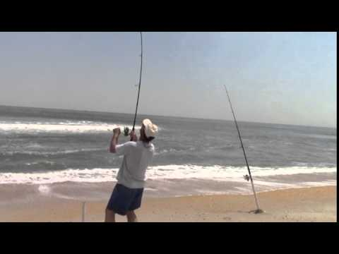 Surf Fishing – Guana River State Park, FL