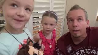Hello Neighbor in Real Life VooDoo Doll! We Put JoJo Siwa Bows on Him!!