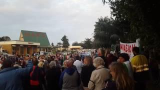 Burnt Pine Norfolk Island  City new picture : Norfolk Island on Invasion Day. July 1, 2016