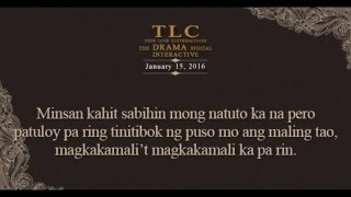 TLC The Drama Special Interactive (January 15, 2016)