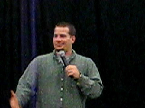 CCCSAA Comedian 2008 Dan Smith