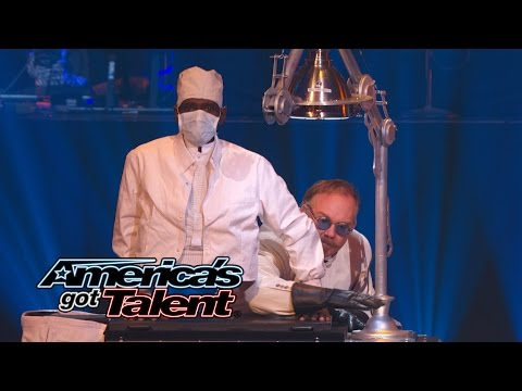 "~ America's - The hit magic group performs a showcase of illusions! See previous AGT contestants Kevin James, ""The Inventor,"" Dan Sperry, ""The Anti-Conjuror,"" joined by Ad..."