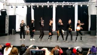 Download Lagu BTS - Intro + We Are Bulletproof (Elemental Crew Dance Cover) Mp3