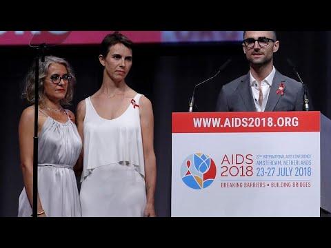 Άμστερνταμ: Η διάσκεψη AIDS 2018