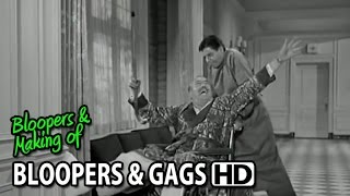The Disorderly Orderly (1964) Bloopers, Gag Reel&Outtakes
