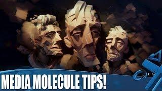 Dreams PS4 Gameplay - How To Make A Platformer (Media Molecule Tips!)
