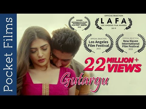 Hindi Short Film Gutargu Cute Romantic Love Story