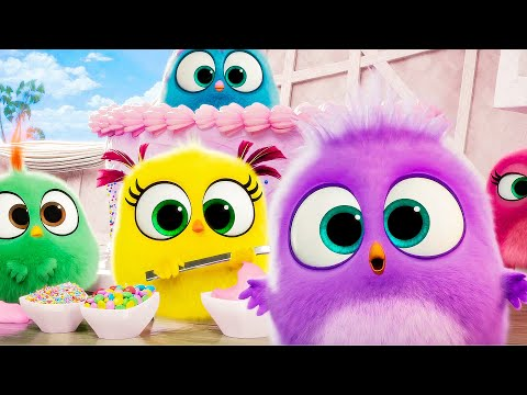 Baby Birds Sing Cute Mother's Day Song - THE ANGRY BIRDS MOVIE 2 Funny Clip (2019) - Thời lượng: 4 phút và 26 giây.