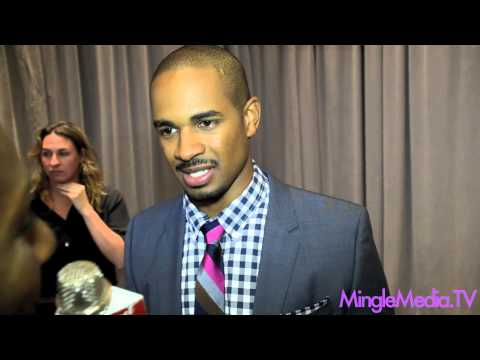 Damon Wayans Jr @wayansjr at @PaleyCenter @apt23 @HappyEndingsABC Evening of Comedy