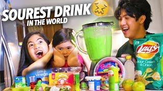 Video SOUREST DRINK IN THE WORLD! | Ranz and Niana MP3, 3GP, MP4, WEBM, AVI, FLV Desember 2018