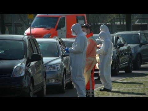 Γαλλία: Η στρατηγική για τα τεστ του COVID-19