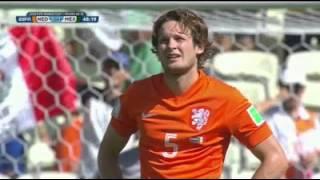 Holland 0-1 mexico dos santos