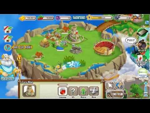 Como obtener 5 gemas en dragon city sin hack 2013(HD)