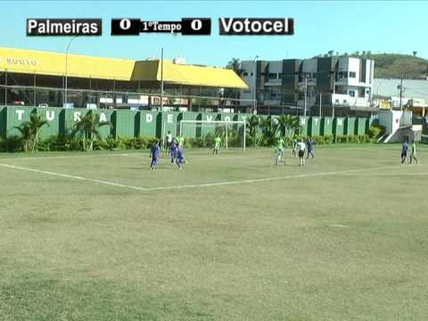 Palmeiras x Votocel - Sub 14 Votorantim