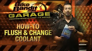 8. How-to Flush and Change Motorcycle Coolant | BikeBandit.com