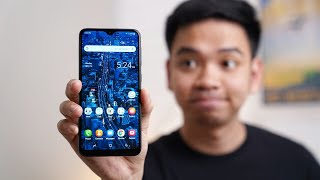 Review Galaxy M10, HP Samsung yang paling murah di 2019...