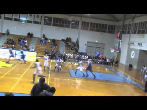 Goucher vs. Merchant Marine Highlights - 12/7/13