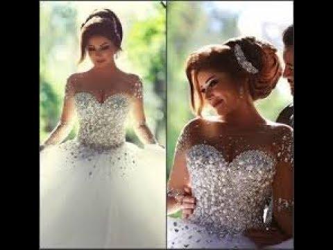 La plus belle robe de mariage du Monde 2018 Les robes Les plus incroyables vues sur les tapis rouges