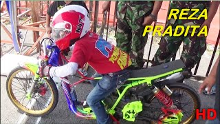 Video BREBES Drag Bike SERI 1 2016 Joki ANAK KECIL REZA PRADITA Class Bracket 9 Detik MP3, 3GP, MP4, WEBM, AVI, FLV Juni 2017