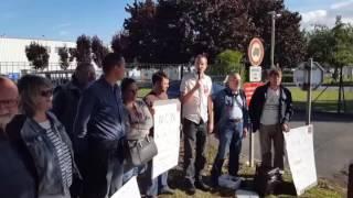 Video Rassemblement citoyen à Moy Park Hénin-Beaumont contre les ordonnances du Gouvernement MP3, 3GP, MP4, WEBM, AVI, FLV November 2017