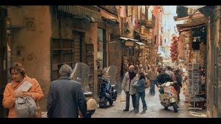 Naples Italy  City new picture : Naples, Italy: Street Life and Vesuvius