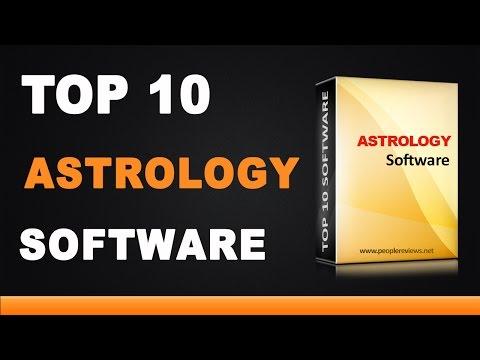 Best Astrology Software - Top 10 List
