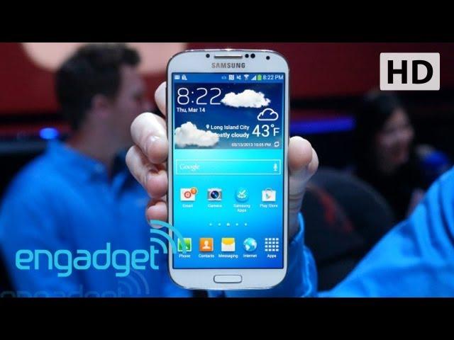Trải nghiệm thử smartphone Galaxy S4 của Samsung