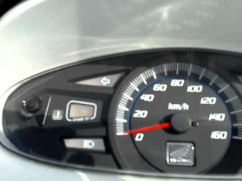Test Honda PCX Burgmania