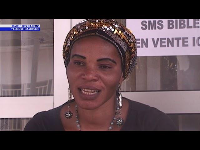 TEMOIGNAGE D'UNE SOEUR DELIVREE DE POISON AU VISAGE APRES AVOIR BU L'EAU ONCTIONNEE
