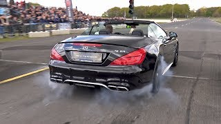 585HP Mercedes-Benz SL63 AMG - Lovely Sounds!