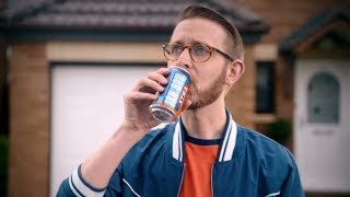 IRN-BRU XTRA has no sugar and tastes amazing. It's unbelievable stuff. More phenomeonal IRN-BRU stuff here: http://youtube.com/irnbru ...
