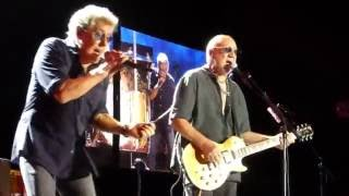 Oberhausen Germany  City new picture : THE WHO ''Won't Get Fooled Again'' 2016-09-10 Oberhausen, Germany