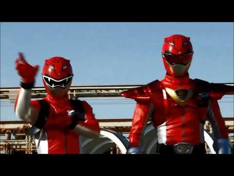 Power Rangers Beast Morphers vs Tokumei Sentai Go Busters