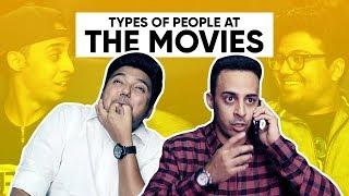 Video Types Of People At The Movies | People In Cinemas | Jordindian MP3, 3GP, MP4, WEBM, AVI, FLV Januari 2019