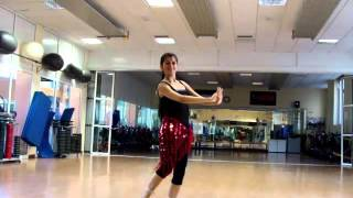 Danza del ventre online - Arabian-Fit (Belly Fitness) per principianti.